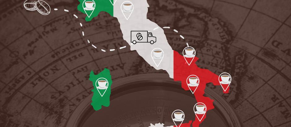 Distributori Automatici Italia: il progetto È ORA