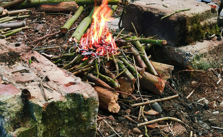 Student Campfire