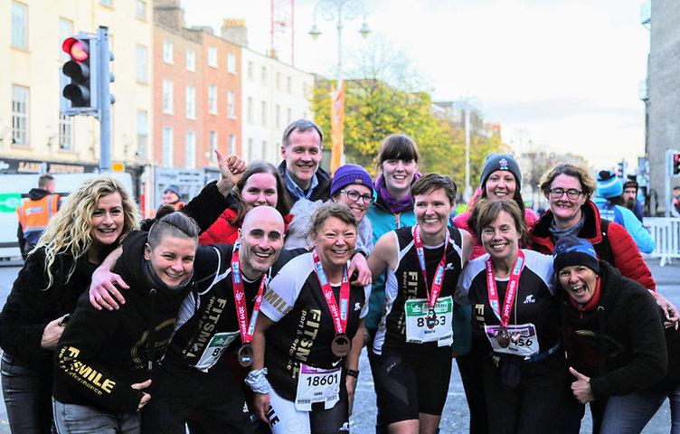 Fitsmile Running Team Dublin Marathon