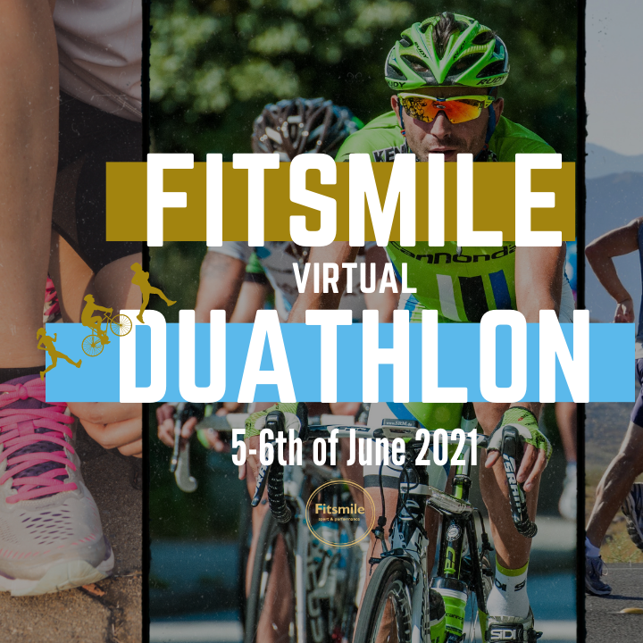 Fitsmile Duathlon Virtual Race 2021