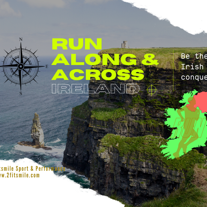 Run Along & Across Ireland Virtual Race