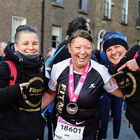 Laura Armstrong Dublin Marathon