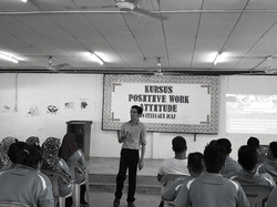 Positive Work Attitude Training