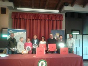 ACI Golf 2016 - premiati a Bologna i primi vincitori del Torneo ACI Golf 2016