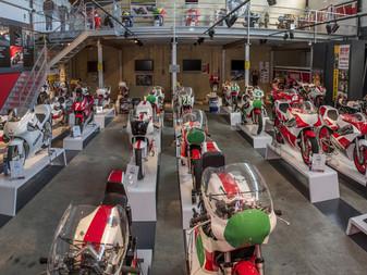 Alla scoperta del Museo Poggi: uno scrigno di storia dei motori dalle bici motorizzate fino alla Mot