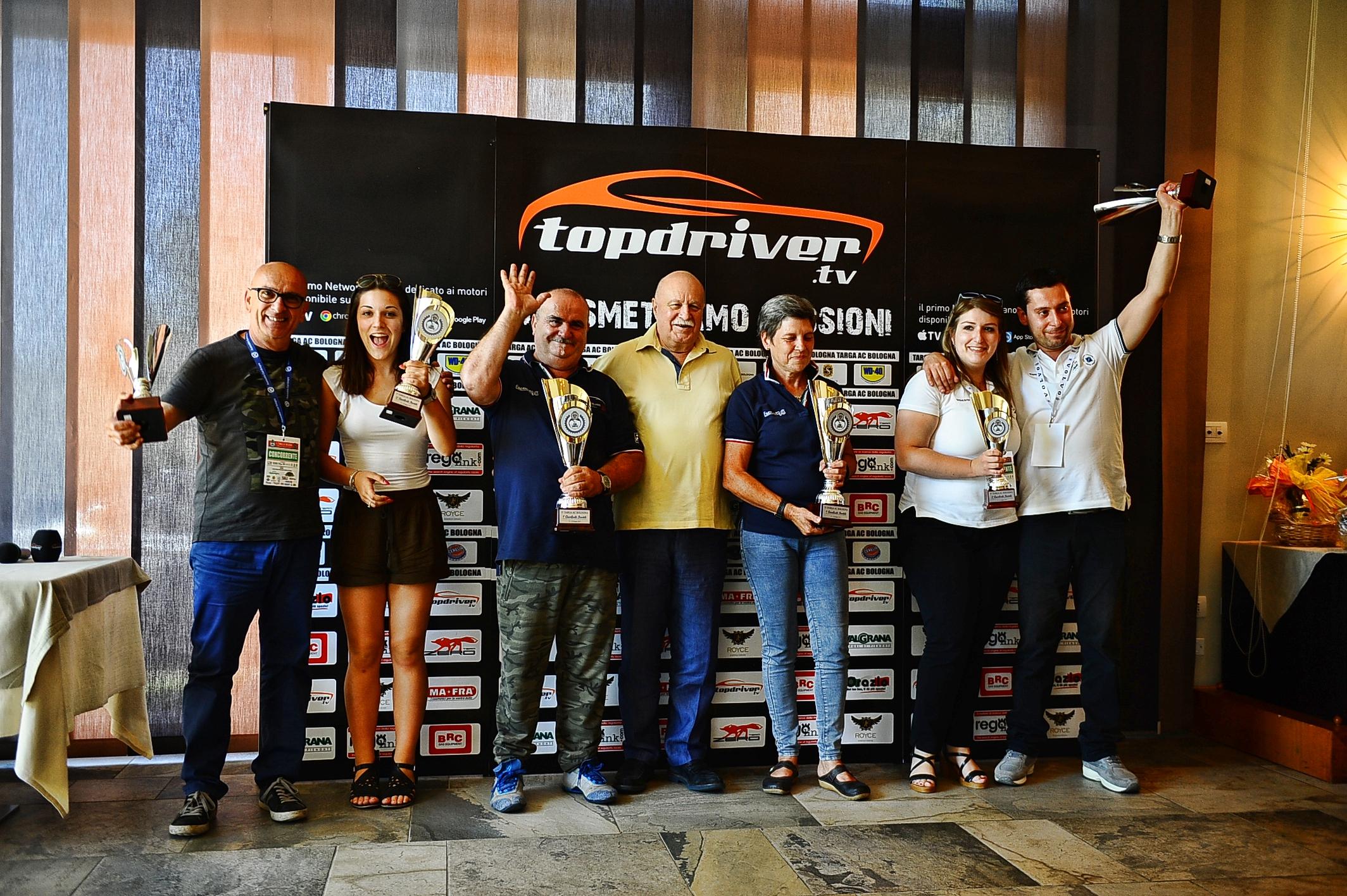5^ Targa AC Bologna