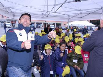 Grande partecipazione per il ritorno di KART IN PIAZZA! 430 bambini a lezione di educazione stradale
