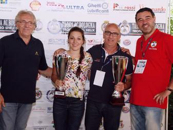 TARGA AC BOLOGNA – TROFEO SHELL HELIX L'evento dedicato alle storiche dall'animo sportivo!