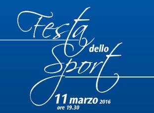 Ritorna l'11 marzo la Festa dello Sport - l'evento  che premia gli sportivi licenziati AC Bo