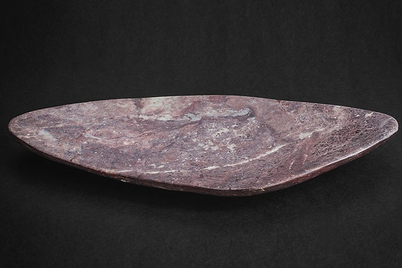 Silk Platter Flame