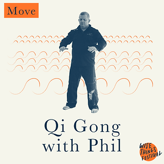 Qi Gong with Phil