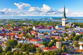 Van Finland naar Estland
