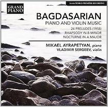 Багдасарян.Прелюдии для фортепиано
