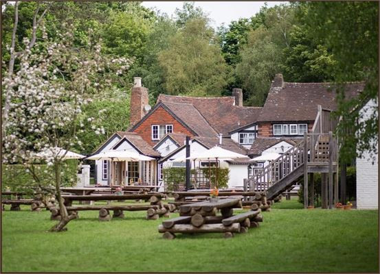Sussex Country Houses