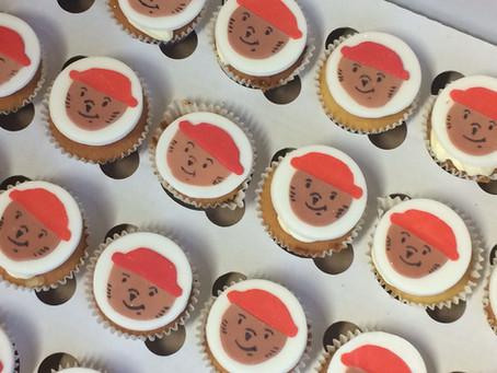 Paddington Bear Cupcakes!