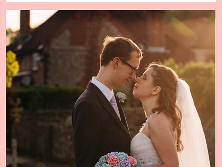 Beautiful Countryside Barn Wedding in West Sussex.