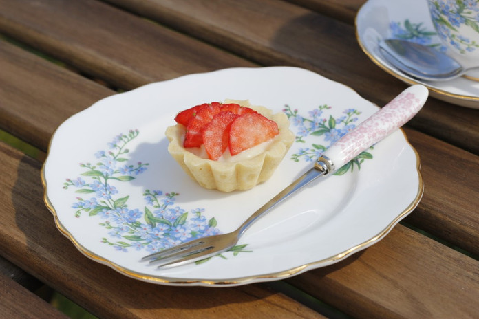 Mini Strawberry Tart