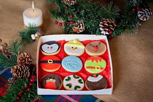 Festive Christmas Box