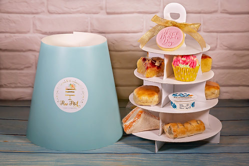 Mother's Day Afternoon Tea Hamper - Delivery Saturday 13th March.