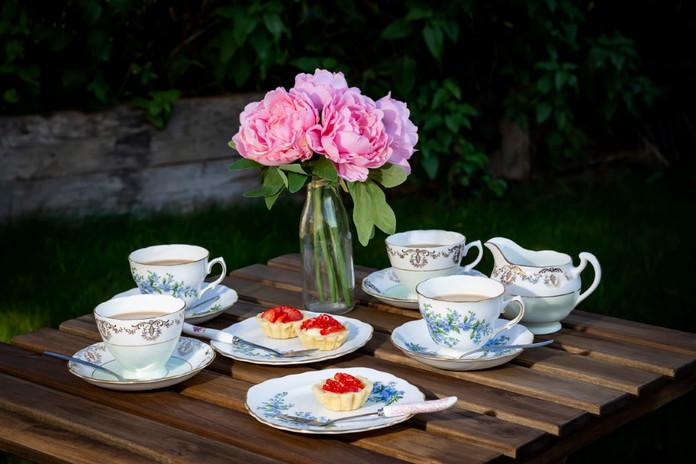 Garden Party Afternoon Tea