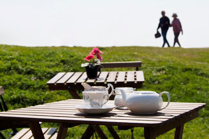 Seaside Afternoon Tea