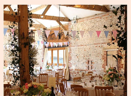 7 Gorgeous Sussex Wedding Barns