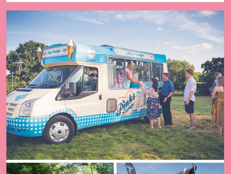 4 Food Trucks you NEED at your Wedding