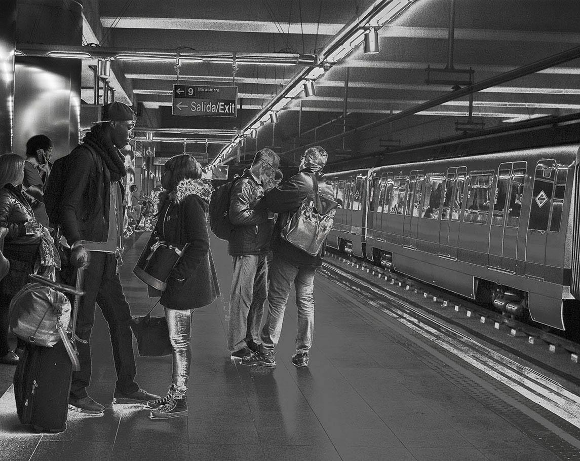 Urbanitas Metro L9 Madrid