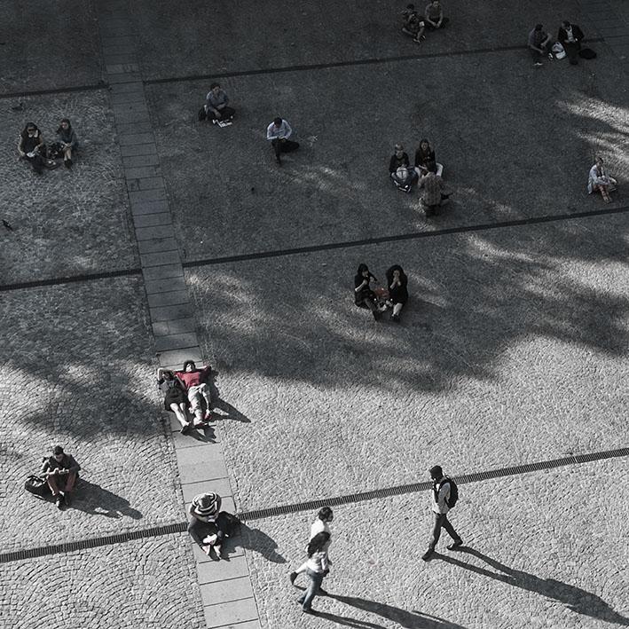 Street Photography Picado Paris