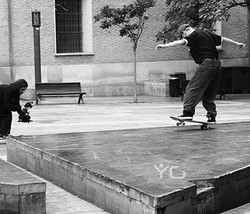 Street patines Zaragoza