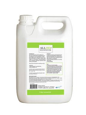 No-Rinse produkt til desinfektion i fødevareindustri.