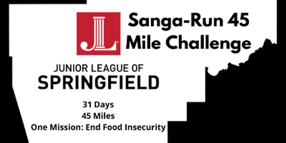 Sanga-Run 45 Mile Challenge from Junior League