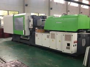 plastic trench grate molding machine