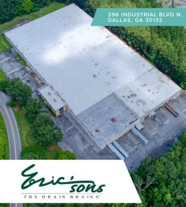 Dallas, GA Dura Trench drain manufacturing plant