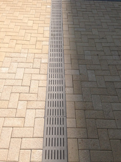Decorative stainless trenches