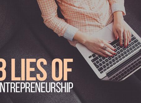 8 Lies of Entrepreneurship