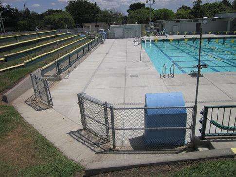Competetion Swimming Pool