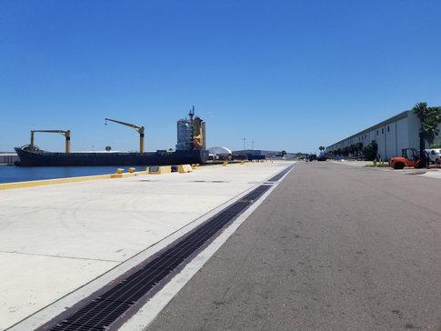 Port of Manatee Berth 9