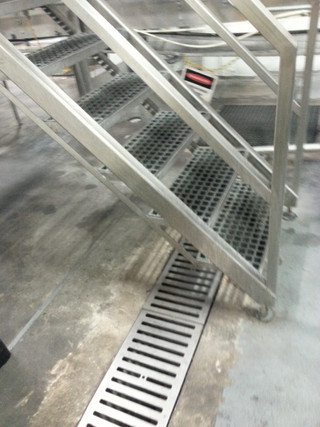 Food & Beverage Trench Drains I USA I Eric'sons Dura Trench