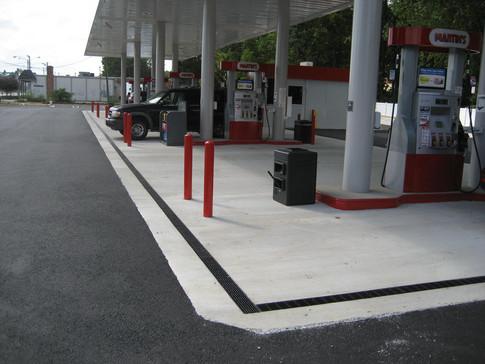 Martins Gas Station