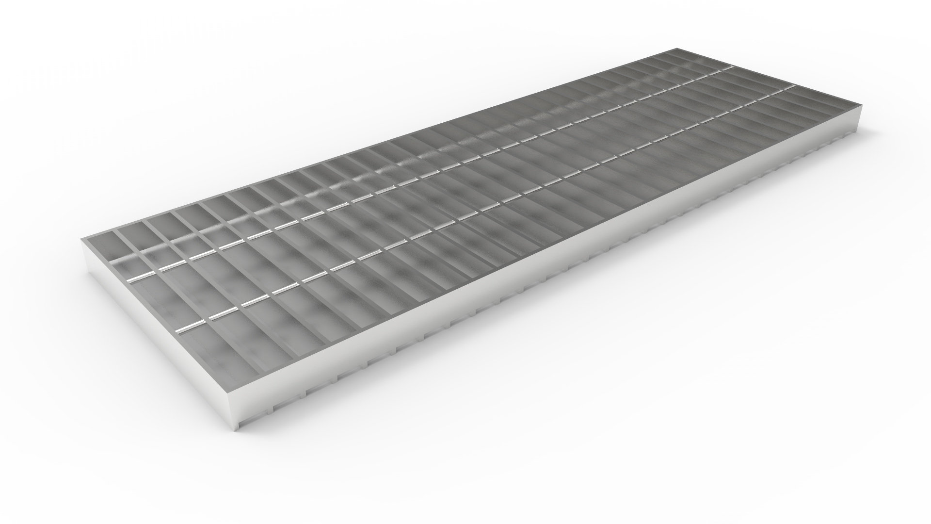 12 Quot Wide Stainless Steel Trench Drain Bar Grate Dura Trench