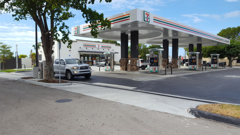 7-11 Gas Station