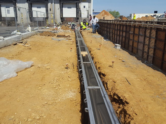 Stainless Steel Trench Drain