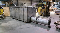 Stainless catch basins