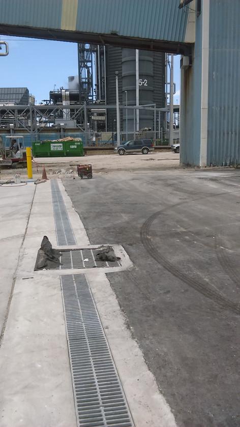 Port loading