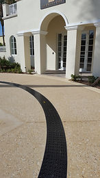 Trench Drains in San Antonio, Texas