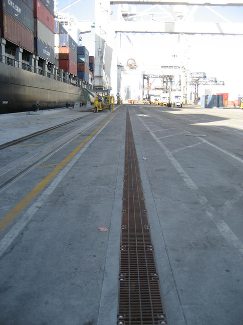 Container areas