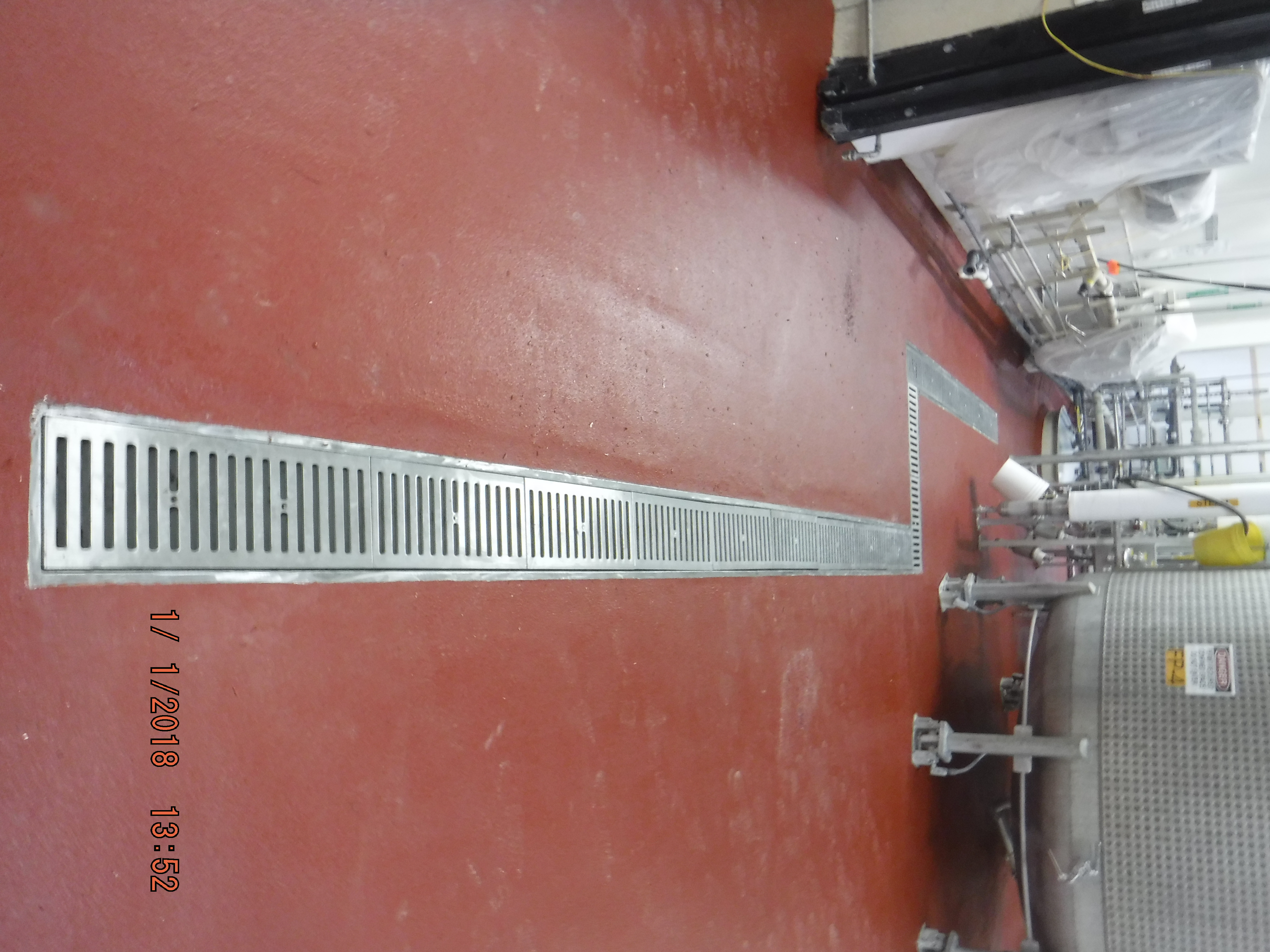 Stainless Steel Trench Drains I United States I Eric Sons