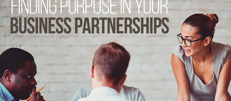Finding Purpose In Your Business Partnership