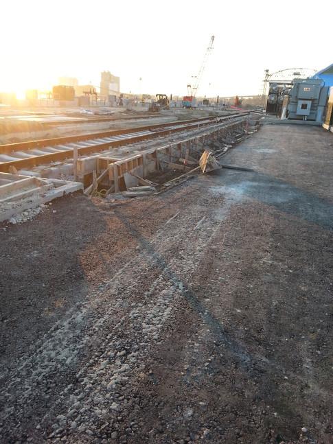 Rail Car loading